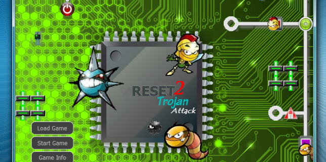 Reset 2 Trojan Attack Final Look
