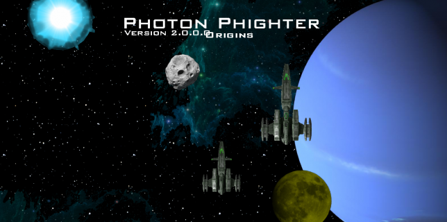 Photon Phighter Origins update