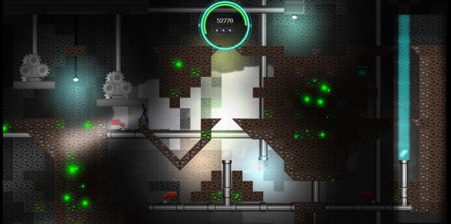 Puzzle Platformer – Xtraction